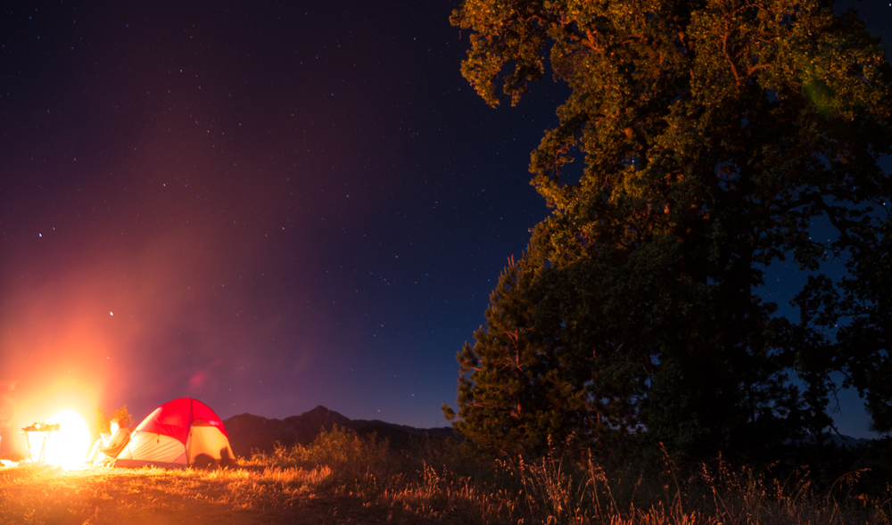 hobo life night astrophotography of tent hoang m nguyen