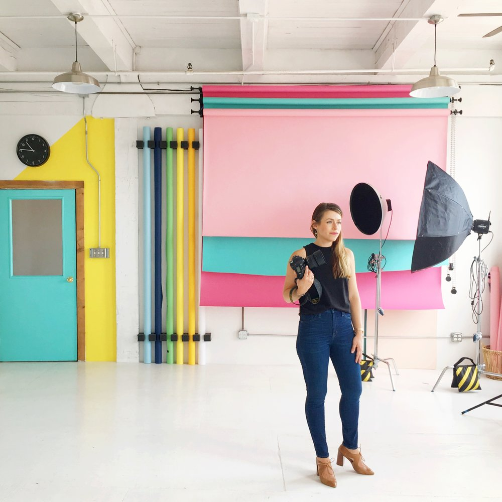 BTS: our candy-colored creative playland