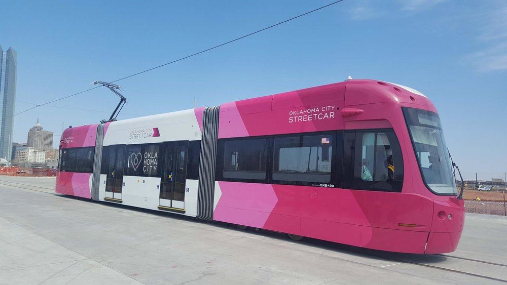 The downtown OKC Streetcar grand opening is December 14, 2018 - Why are we so excited?
