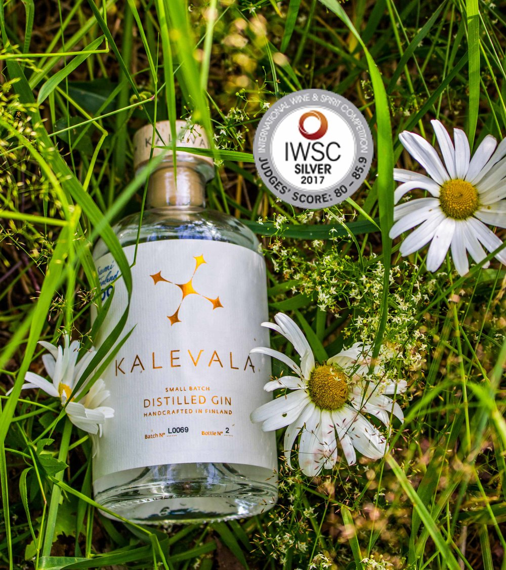 Batch L0069: This week our gin won Silver at the 2017 IWSC! See tasting notes at:  https://www.iwsc.net/result/detail/79886