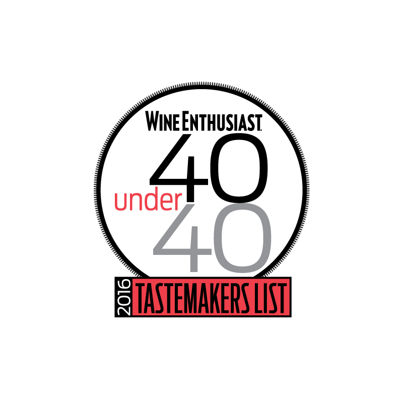 Jessica Altieri - Wine Enthusiast 40 Under 40 2016