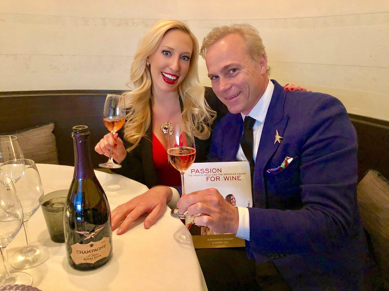 Exclusive Interview with Jean-Charles Boisset — Jessica Altieri