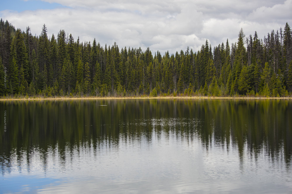 Lost Lake, near Cherryville, BC, Canada.