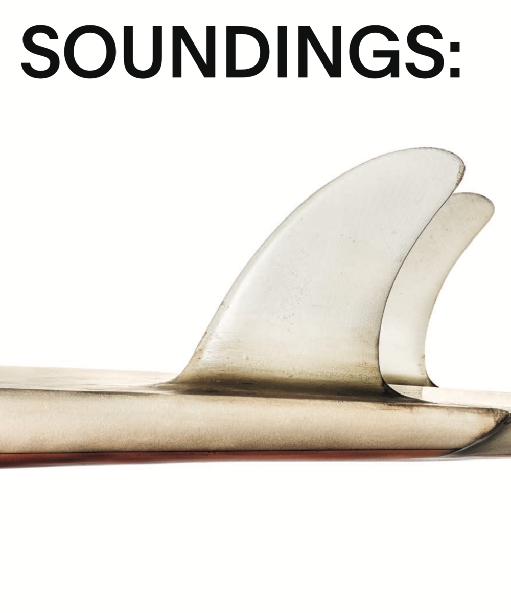 Soundings: Acute Angles (The Surfers Journal)  Click here to read.
