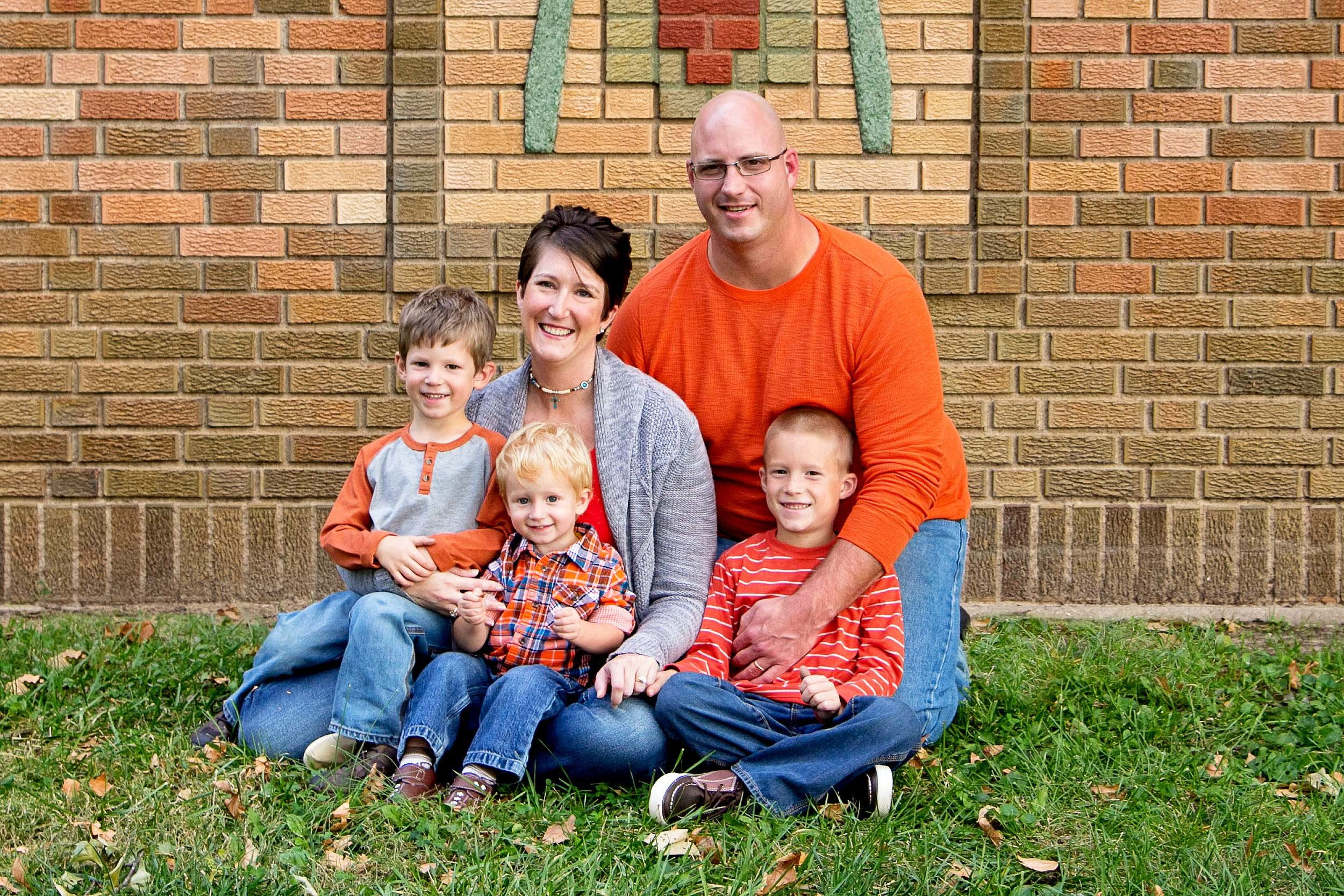 Family D 2013 Wichita Family Portraiture 1