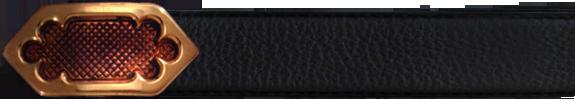 gothic belt buckle