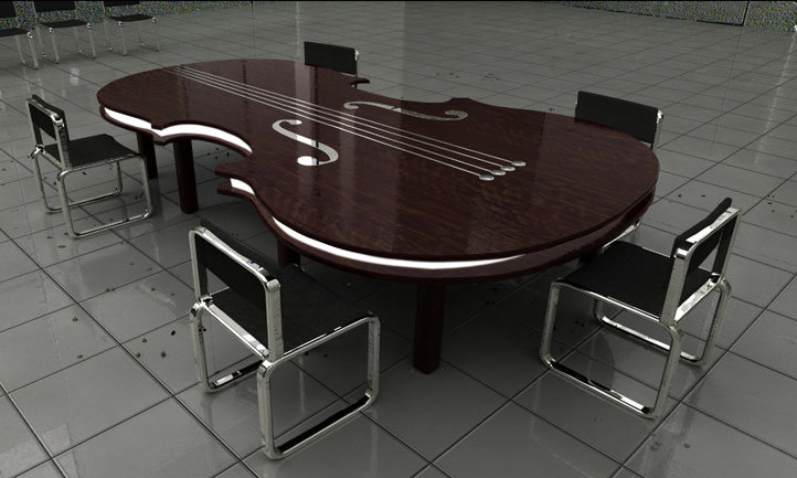 violin-table