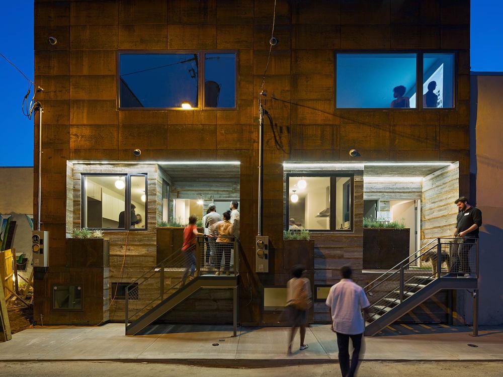 Duplexellence 2.0 facades.