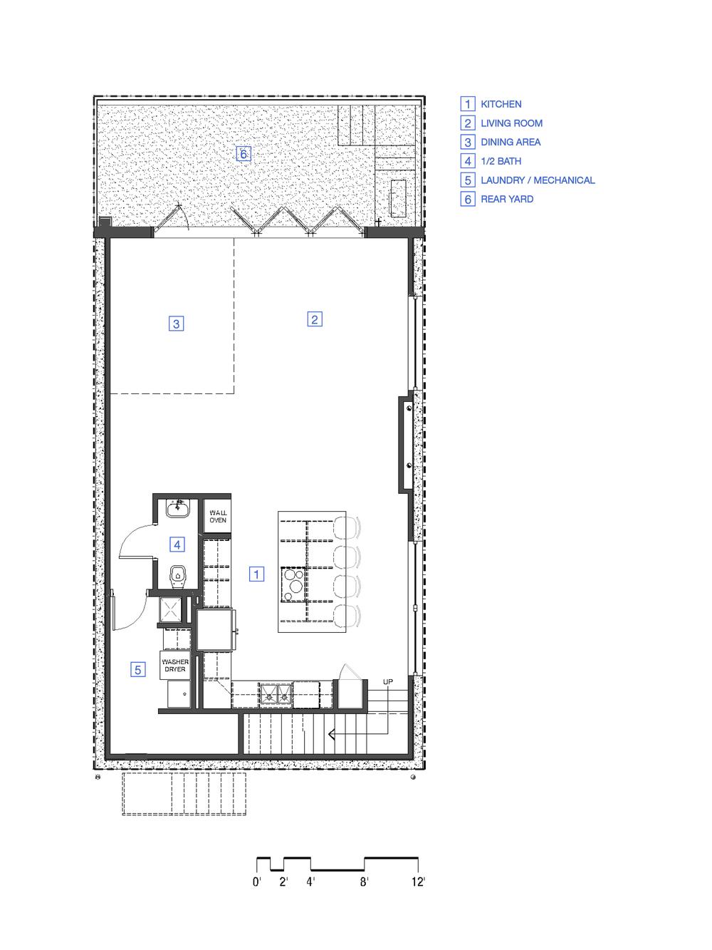 Ground Floor - Unit 'A'