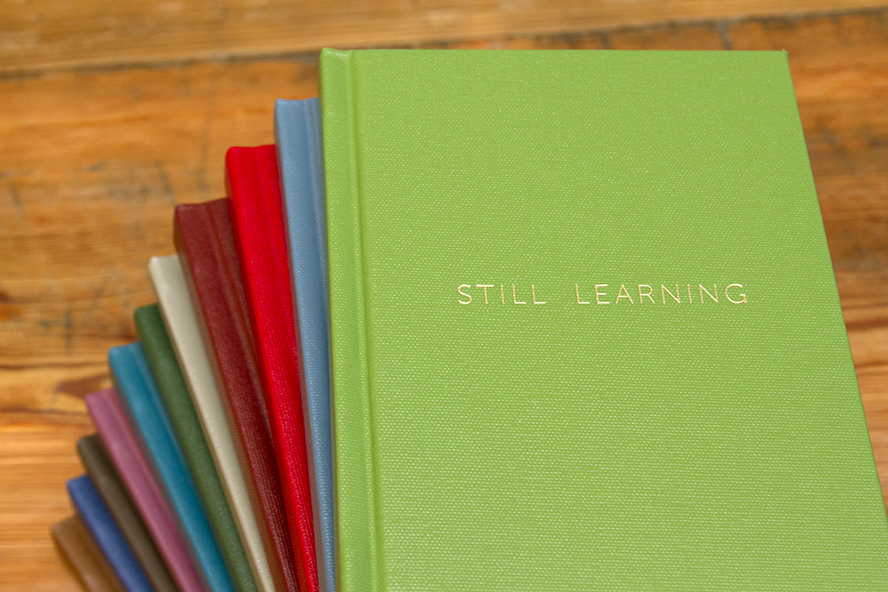 Edition 1 of the STILL LEARNING Planners