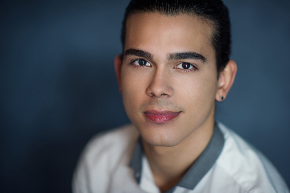 Noel Quiñones ,   2018 Reading Residency Winner