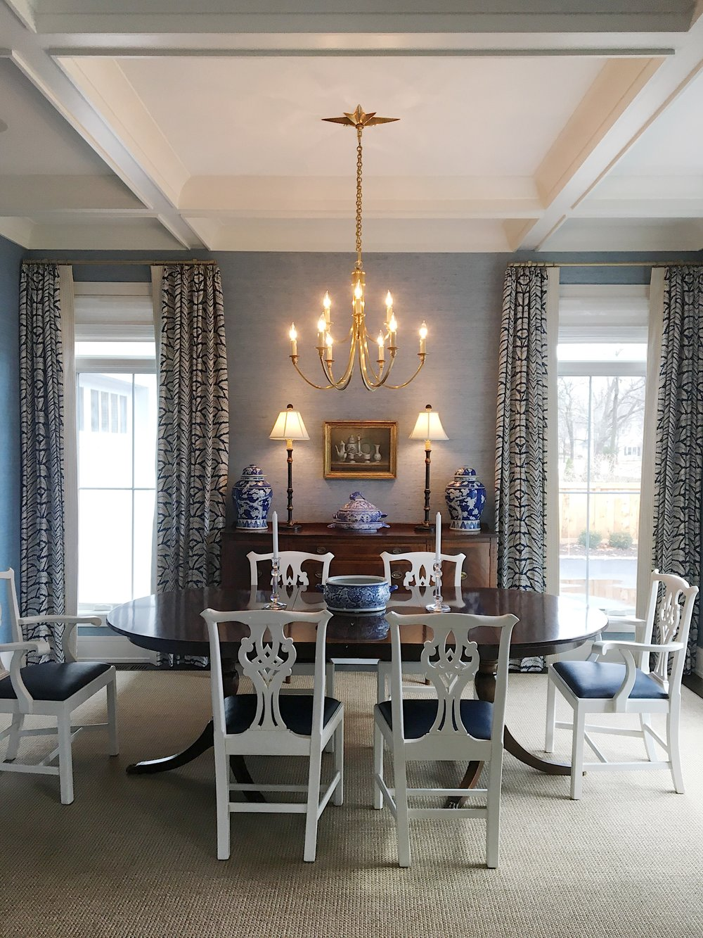 One of our absolute favorite Dining Rooms!