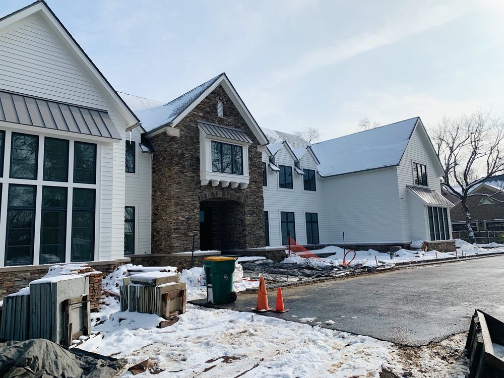 Big things are happening at our fun repeat client's new Northfield residence - An exciting Spring 2019 move-in is on the horizon.