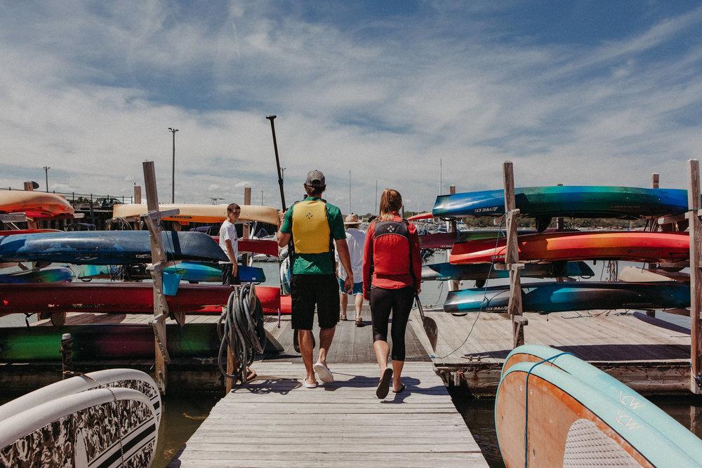 Nantasket Kayaks