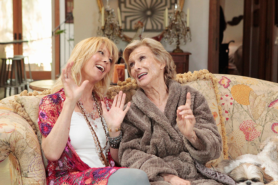 Dinah and Cloris