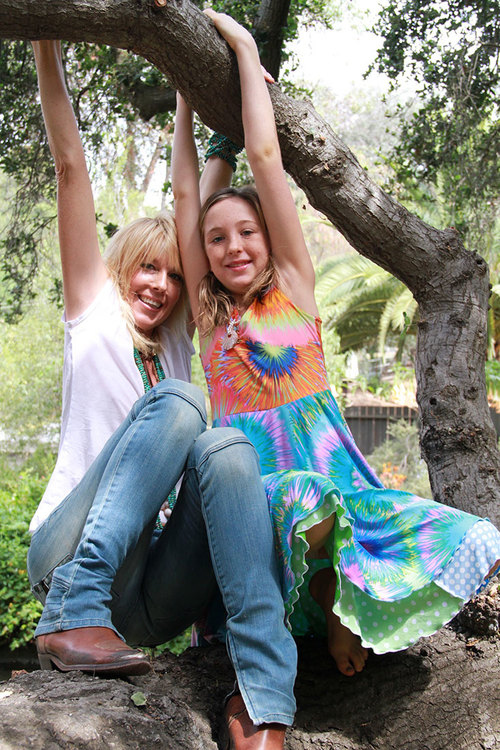 Dinah & daughter Hallelujah