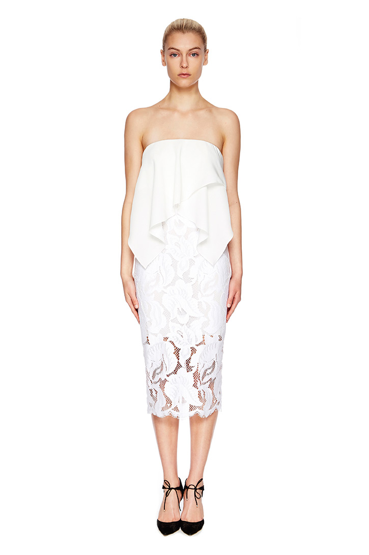 http://loverthelabel.com/shop/arizona-strapless-dress-white/