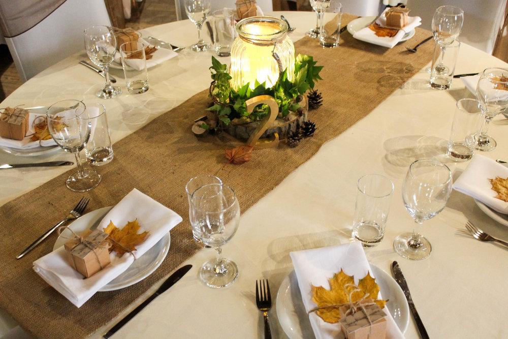The wedding alchemist autumn wedding styling