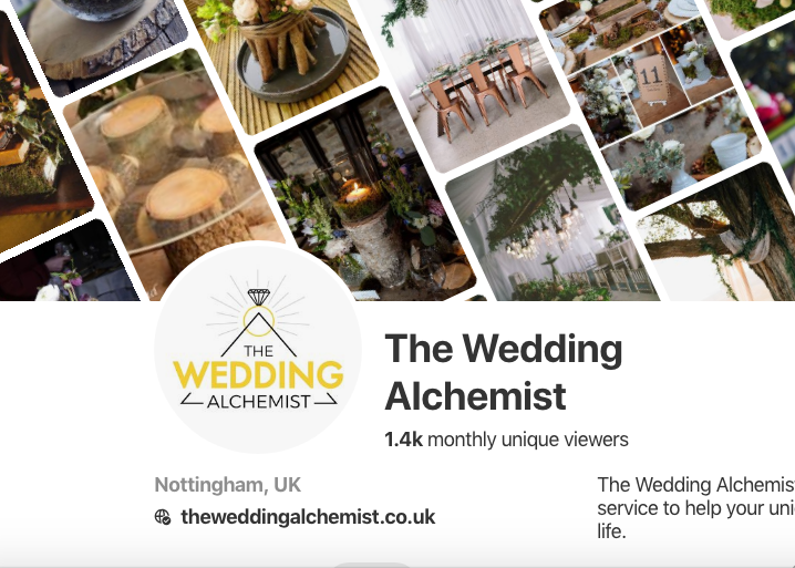 Need more Inspiration? - Click on the button below for more images of woodland wedding design as curated by The Wedding Alchemist.