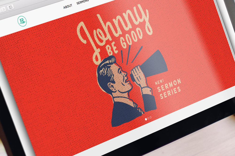 Johnny Be Good Series Web Announcement