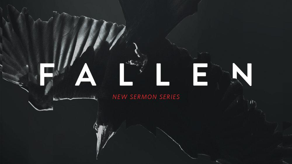 Fallen Series Look