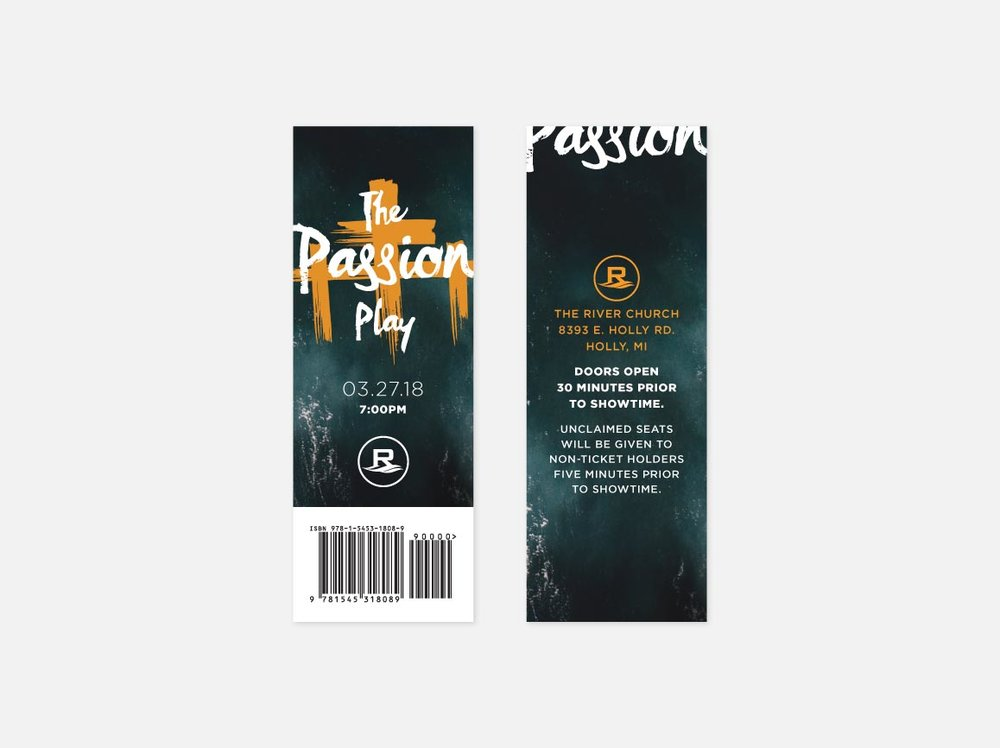Passion Play Tickets