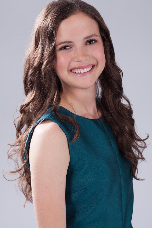 Mackenzie Peterson, State Finalist