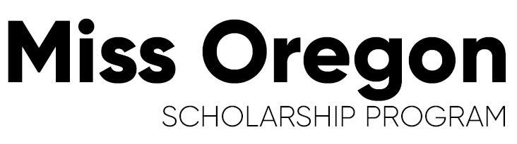 Miss Oregon Scholarship Program