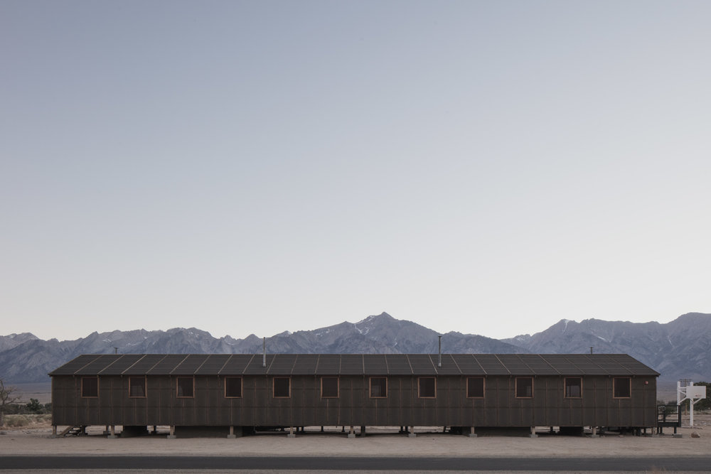 Title:      New home #01      (Manzanar, California)