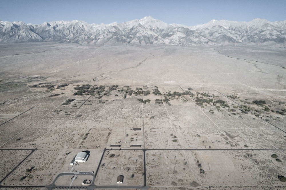 Title:      Internment camp site #02      (Manzanar, California)