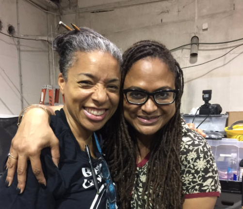 My Boss,  Ava DuVernay , and I.