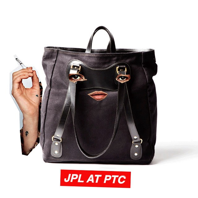 SMOKING BAGS // J PANTHER LUGGAE @ PTC ::: #bags #luggage #goodness @jpantherluggage (at Palmer Trading Company)