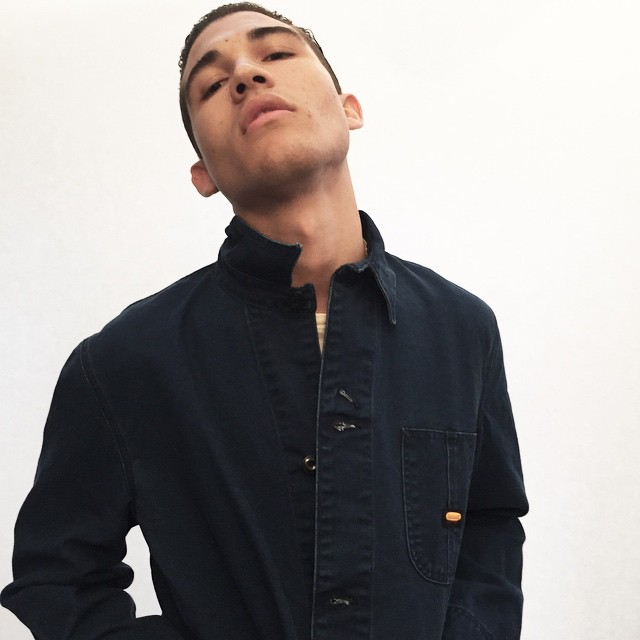 American Me // Deep Japan Indigo Dyed Cotton #palmertrading x @DickiesOfficial by @newyorkwilly available @palmertrading