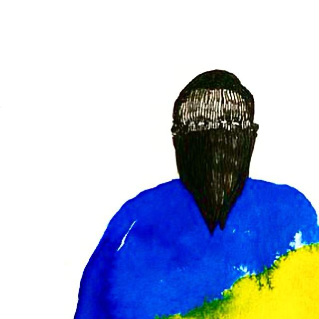 Bandana Tree // ripening now @palmertrading / painting @tipi_thieves / #ArtImitatesLife #JapanMilled  #IndigoDyed #DuckCanvas #PalmerTrading x #DickiesOffical  (at Palmer Trading Company)