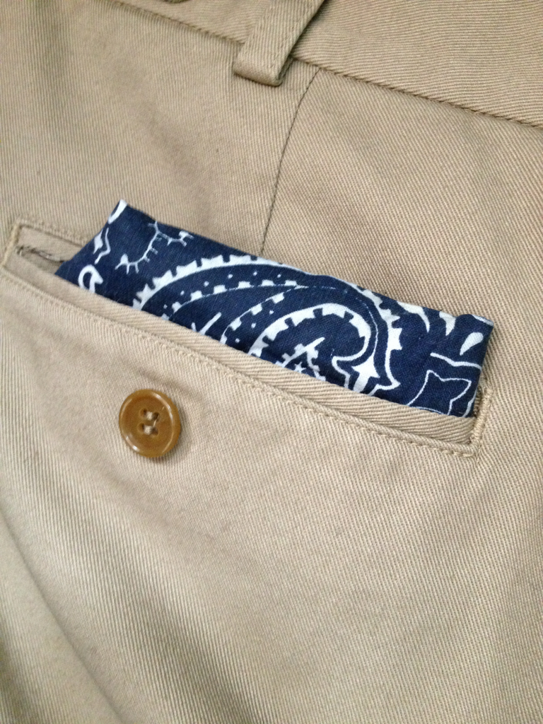 PTC Brooklyn Chinos  In Spring Khaki.