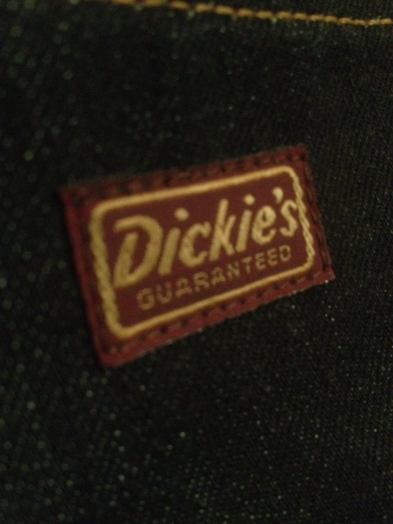The original 1953 Dickie's jean now available at Palmer Trading Company.