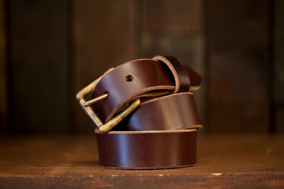PTC Eastwood Belt   Made in Brooklyn