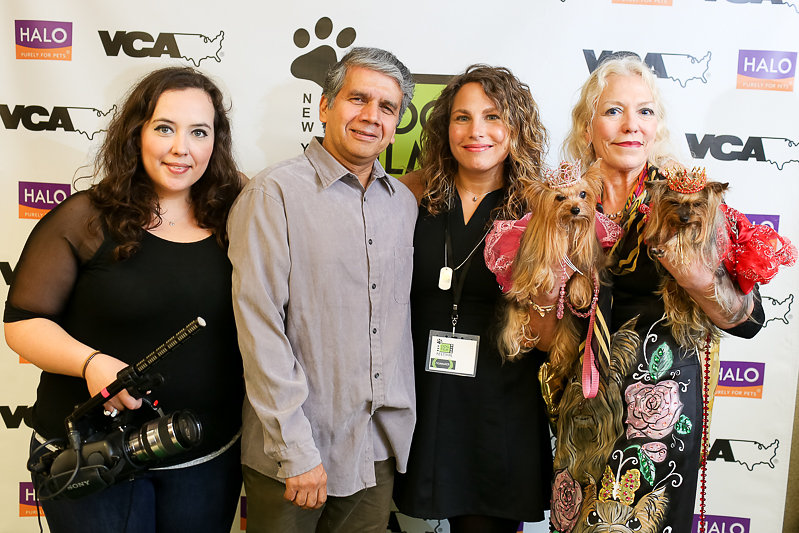 at The Dog Film Festival NYC 2015