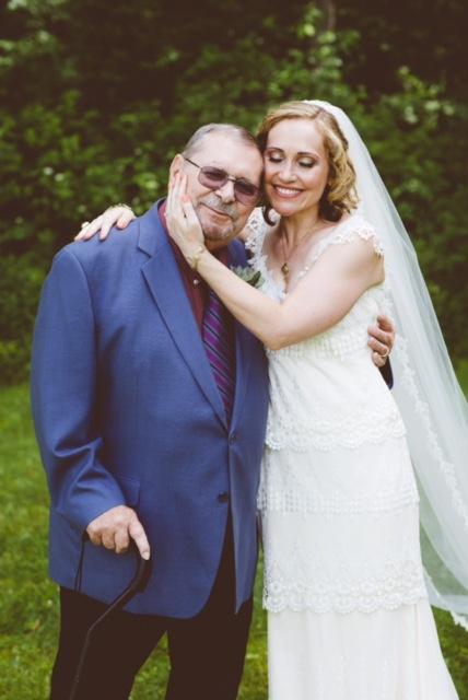 My Wedding Day! June 28, 2014