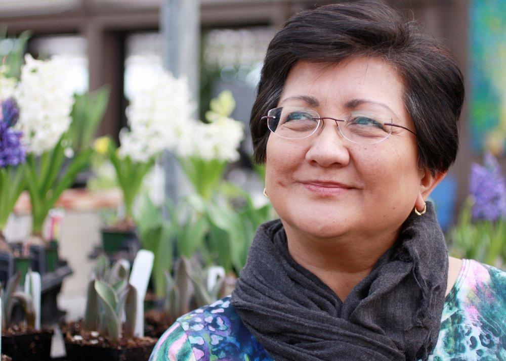 Mary Hernandez, Principal