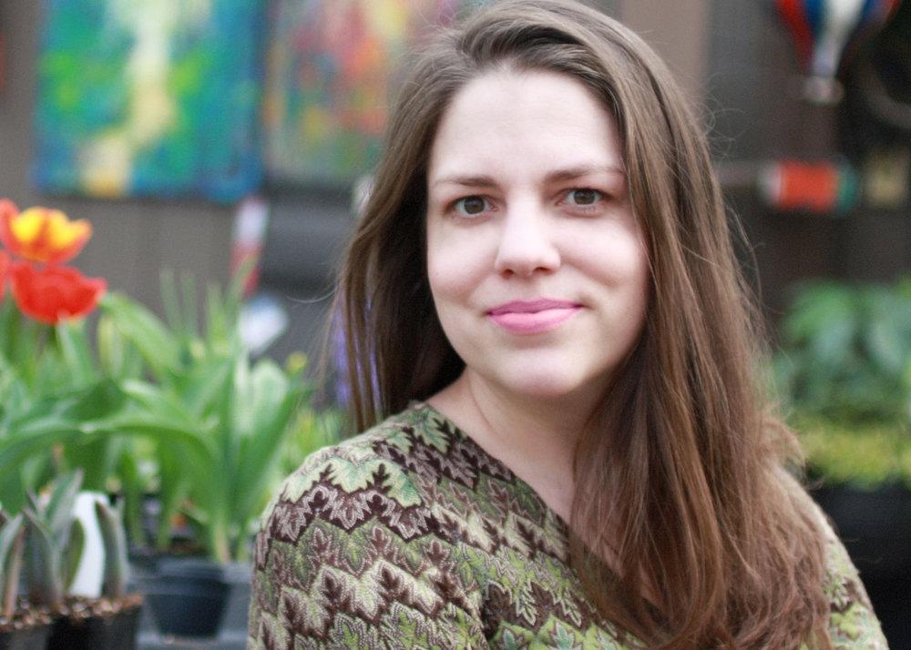 Melissa Lombardozzi, Creative Specialist