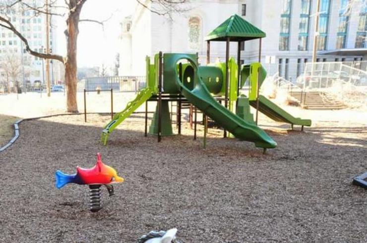 Lucas Park Playground