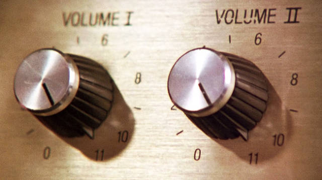 This Code goes to eleven...