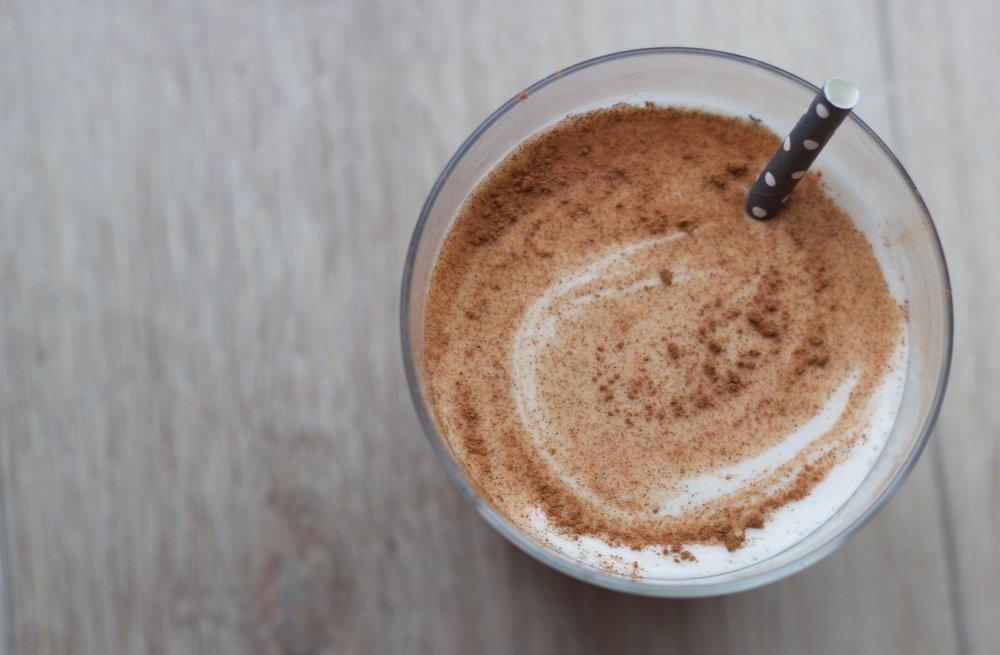 Vanilla Coffee Shake