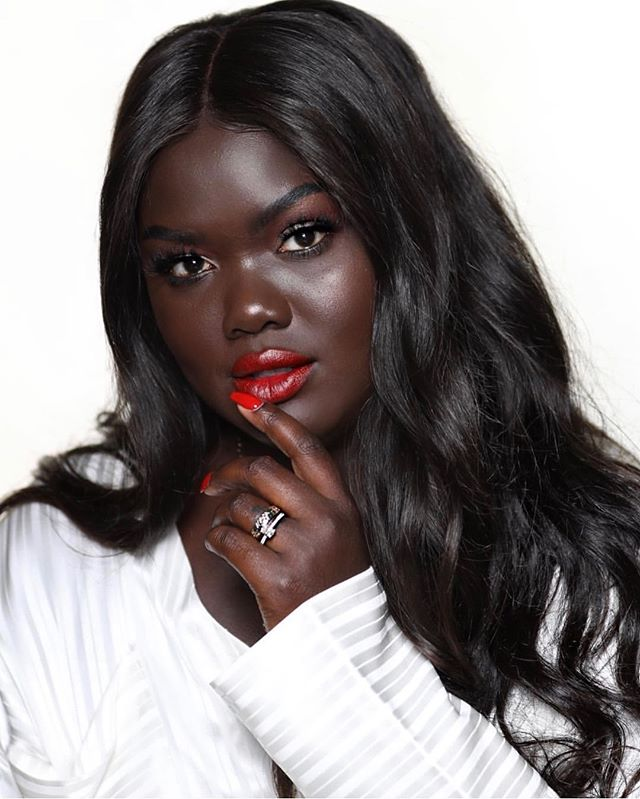 """They Couldn't Find Beauty Tutorials for Dark Skin. So They Made Their Own."" - @nytimes / @nymatang Changing the beauty industry ✨"