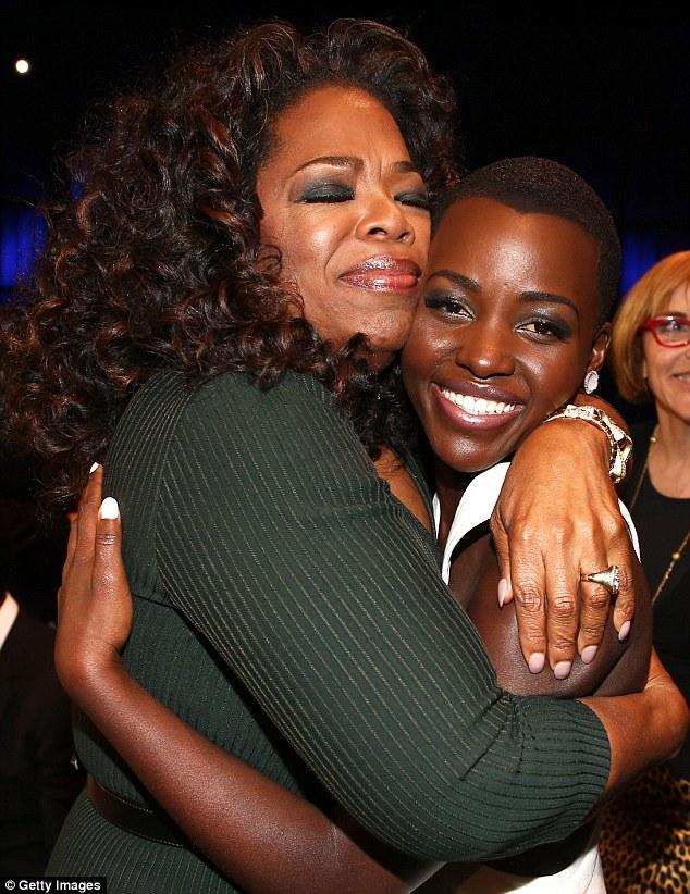 lupita and oprah