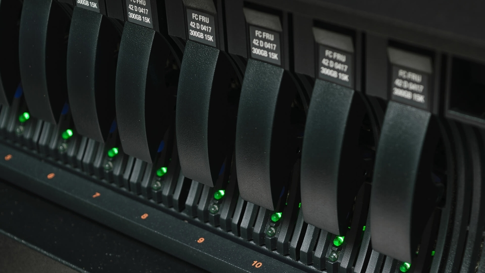 SAN Storage and LTO Tape Archival