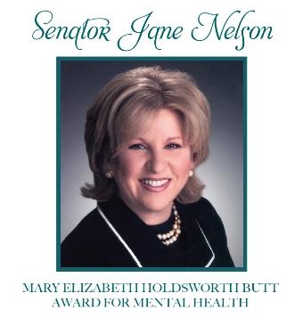 Senator Jane Nelson