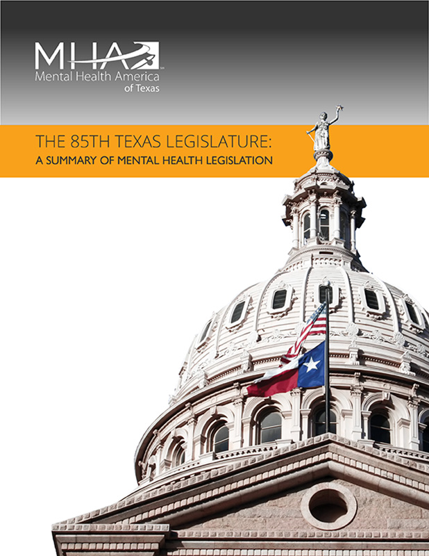 MHA Texas Summary of the 85th Legislature June 2017