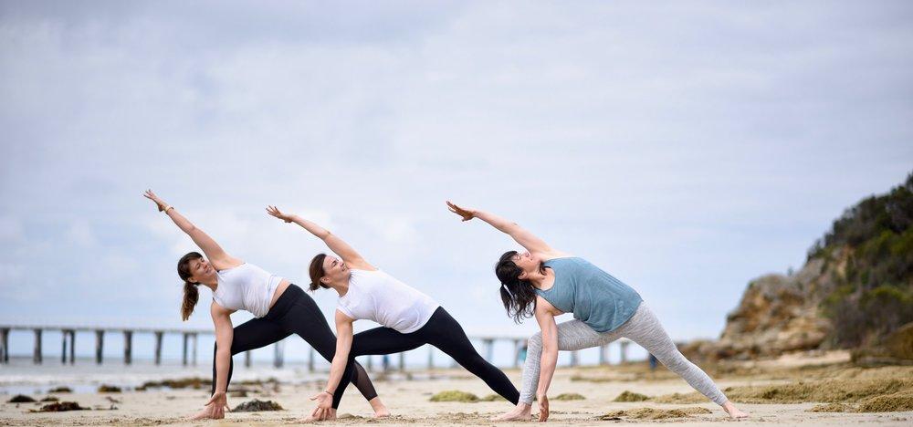 Side Angle Pose Yoga